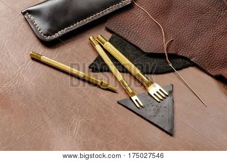 Tools For Leather Working
