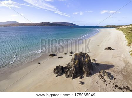 Balnakeil beach, Scottish Highlands