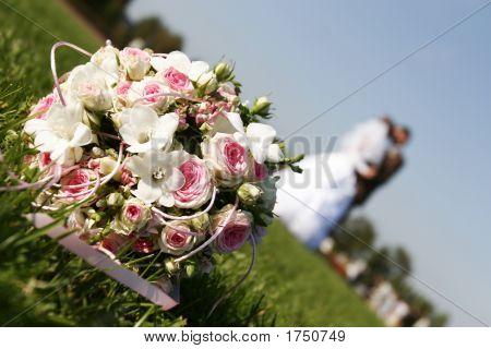 Wedding Boquete Close Up