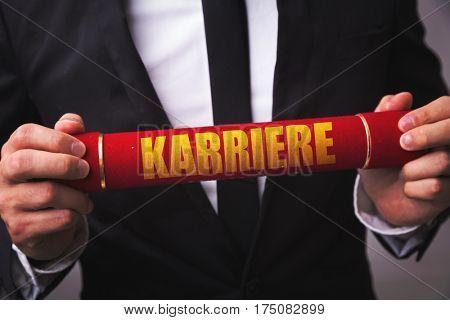 Career (in German)