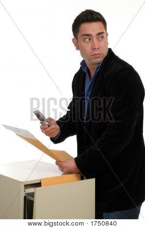 Dokument-Diebstahl