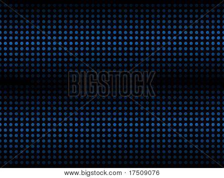 Background Hi Tech Network Dots Pattern