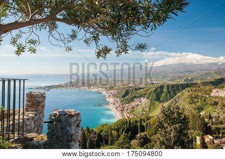 Giardini Naxos, Sicily