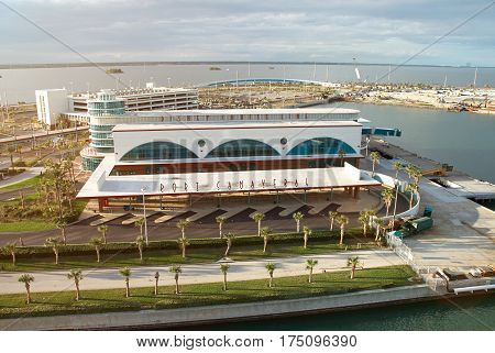 Disney Cruise Line Terminal Port