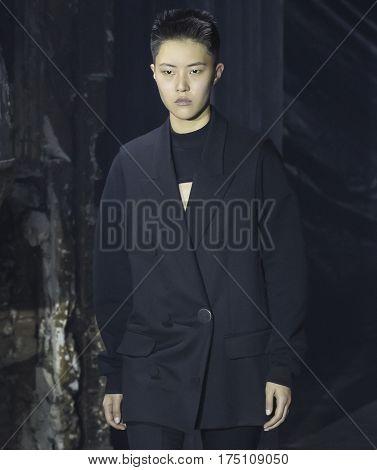 Alexander Wang - Fall 2017 Collection