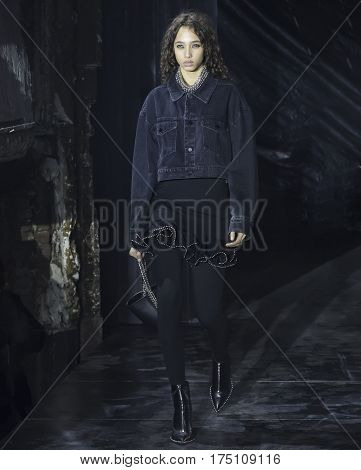 Alexander Wang - Fall 2017 Collection