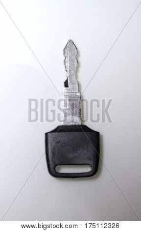 key safety lock unlock detail isolated object