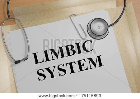 Limbic System - Medical Concept