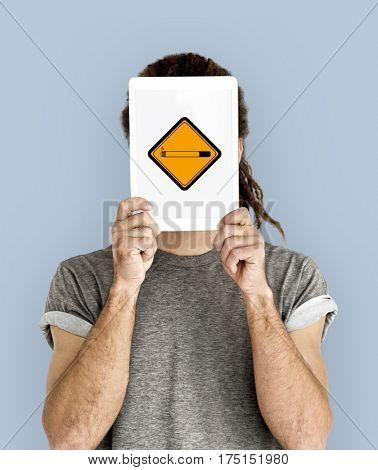 Smoke Area Allow Permission Sign