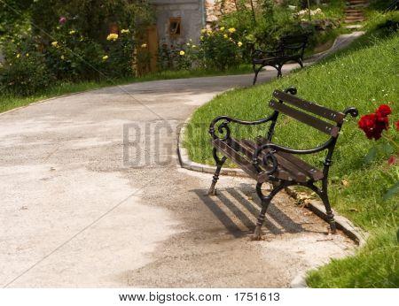 Bench Promenade
