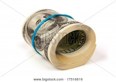 One roll from dollars