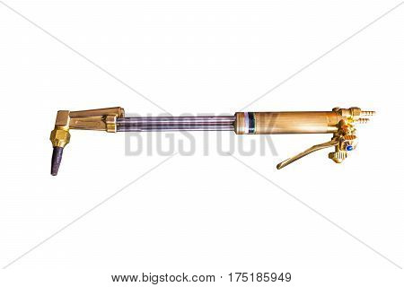 Oxy acetylene torch propane tools for cutting metal