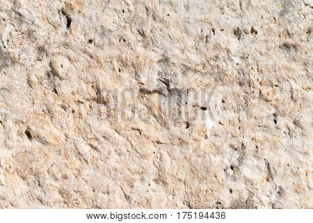 Close up texture of limestone texture background.