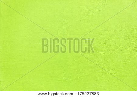Light green painted wall useful as background