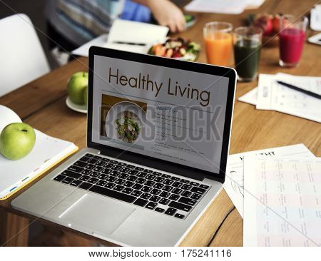 Healthy Menu Recipe Food Diet