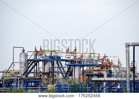 Equipment For The Drying Gas And Condensate Collection