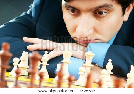 FIDE Grand Master Vugar Gashimov (World Rank - 12) from Azerbaijan