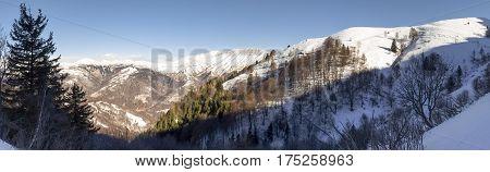 Cimadera Switzerland: Walley named ValColla near Cimadera.