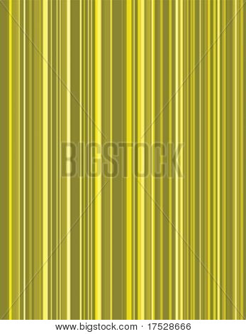 A vector background image of yellow pinstripes.