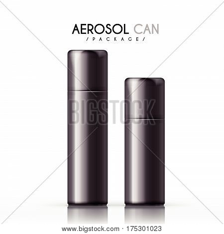 Aerosol Can Package
