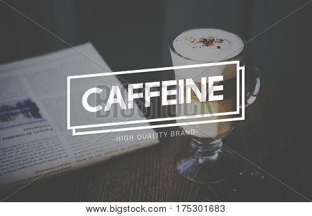 Coffee Break Cafe Culture Concept