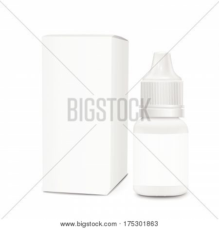 Eye Or Ear Drops Bottles