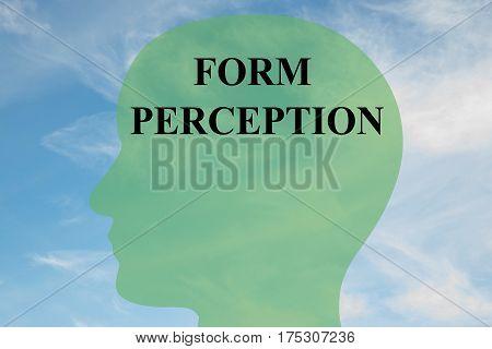 Form Perception Concept