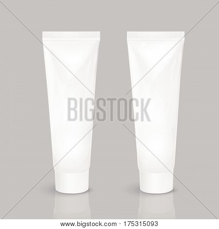 Blank Cosmetic Tubes