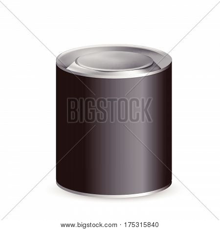 Blank Tin Can