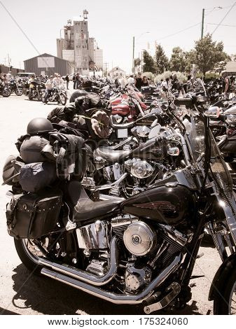 Motorcycle Ride