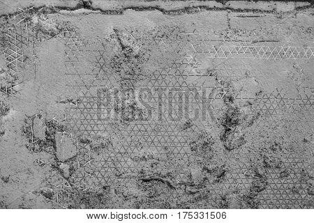 Art Concrete Texture Background