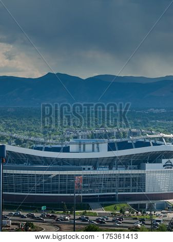 Invesco Field Stadium