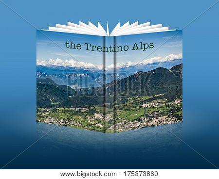 book of Overview summer in the Trentino Alps