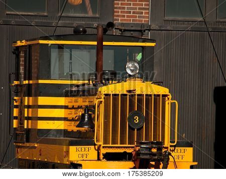 Narrow Gauge Switcher