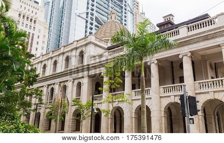 Court Of Final Appeal In Hong Kong China