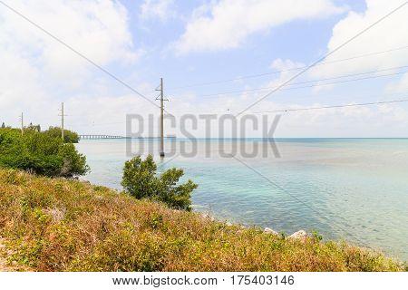 Florida Keys Coastline