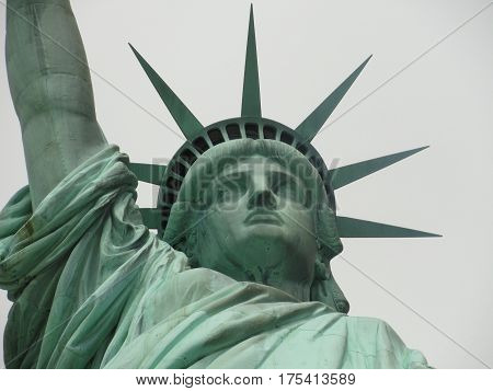 The Stature of Liberty - New York City