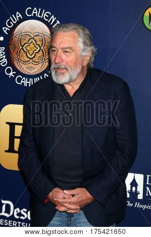 Palm Springs - JAN 15:  Robert DeNiro at the Palm Springs International Film Festival