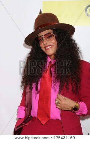LOS ANGELES - FEB 11:  Cree Summer at the 48th NAACP Image Awards Arrivals at Pasadena Conference Center on February 11, 2017 in Pasadena, CA