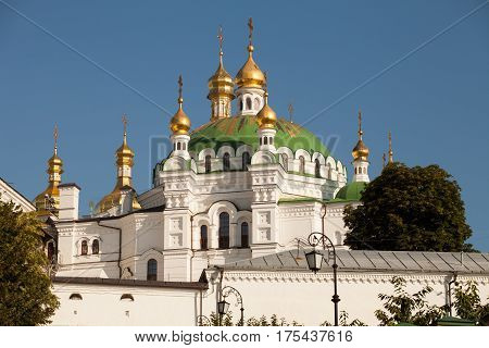 Refectory Church of the Kyiv-Pechersk Lavra. monastery.