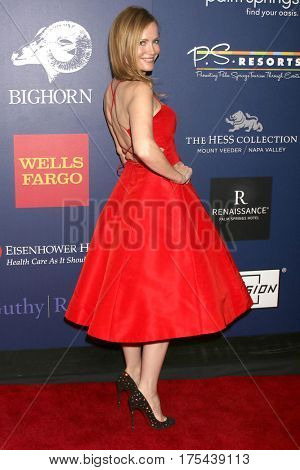 Palm Springs - JAN 15:  Leslie Mann at the Palm Springs International Film Festival -