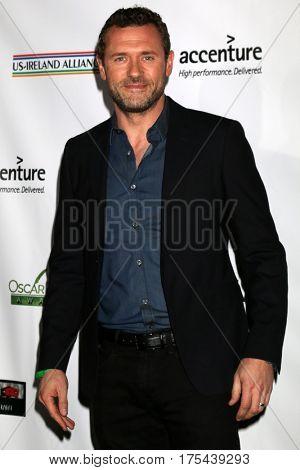 LOS ANGELES - FEB 23:  Jason O'Mara at the 12th Annual Oscar Wilde Awards at Bad Robot Studios on February 23, 2017 in Santa Monica, CA