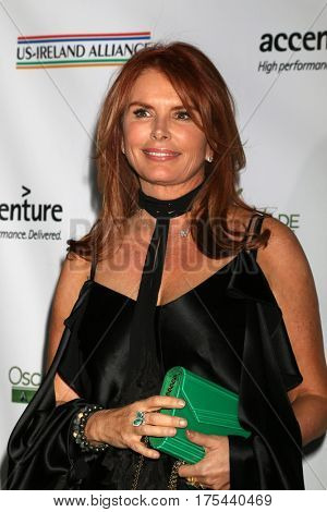 LOS ANGELES - FEB 23:  Roma Downey at the 12th Annual Oscar Wilde Awards at Bad Robot Studios on February 23, 2017 in Santa Monica, CA