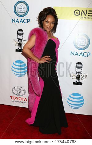 LOS ANGELES - FEB 11:  Lynn Whitfield at the 48th NAACP Image Awards Arrivals at Pasadena Conference Center on February 11, 2017 in Pasadena, CA
