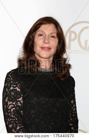 LOS ANGELES - JAN 28:  Lauren Shuler Donner at the 2017 Producers Guild Awards  at Beverly Hilton Hotel on January 28, 2017 in Beverly Hills, CA