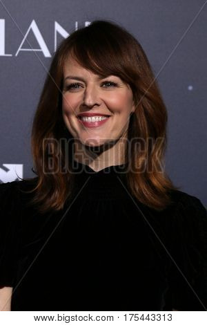 LOS ANGELES - DEC 6:  Rosemarie DeWitt at the