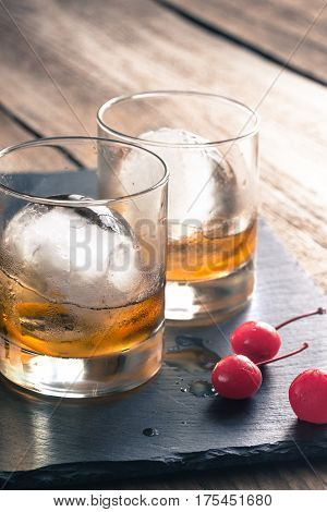 Old Fashioned Cocktails
