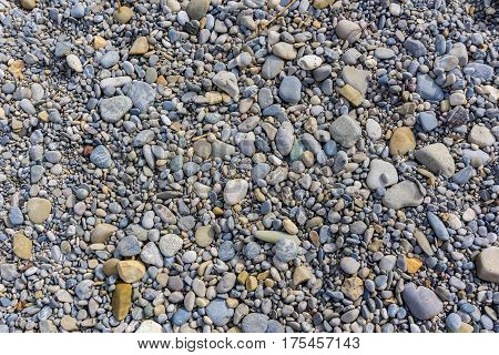 Stones. Stony ground. Covered with stones. Stones