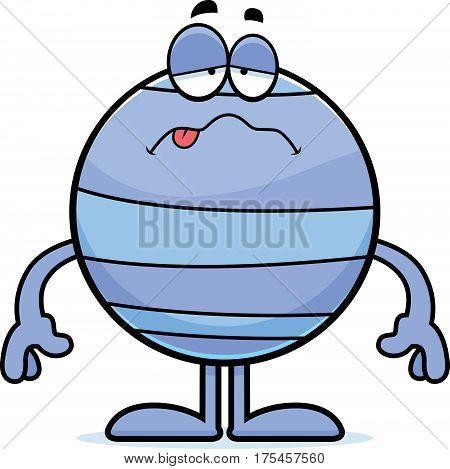 Sick Cartoon Neptune