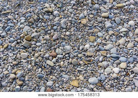 Stones. Stony ground. Covered with stones. Stones